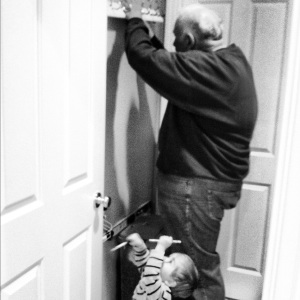 Thad & Grandpa
